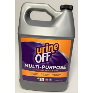 Urine Off 3.8L | Urine Off | VIEW ALL PRODUCTS | Stain Removers | Odour Eliminators | COMMERCIAL RANGE