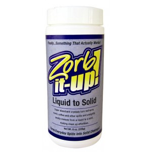 Zorb-It-Up! Liquid to Solid 226g | Zorb-It-Up! Liquid to Solid | VIEW ALL PRODUCTS