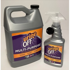 Urine Off Combo - 500ml & 3.8L   Urine Off   VIEW ALL PRODUCTS   CURRENT SPECIALS   Stain Removers   Odour Eliminators   COMMERCIAL RANGE