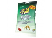Zorb-It-Up! Liquid to Solid Absorbent Sheets 2pk