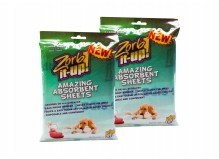2x Zorb-It-Up! Liquid to Solid Absorbent Sheets 2pk | Zorb-It-Up! Liquid to Solid | VIEW ALL PRODUCTS | CURRENT SPECIALS