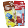 x2 Wine Off + x2 Coffee Off Pens