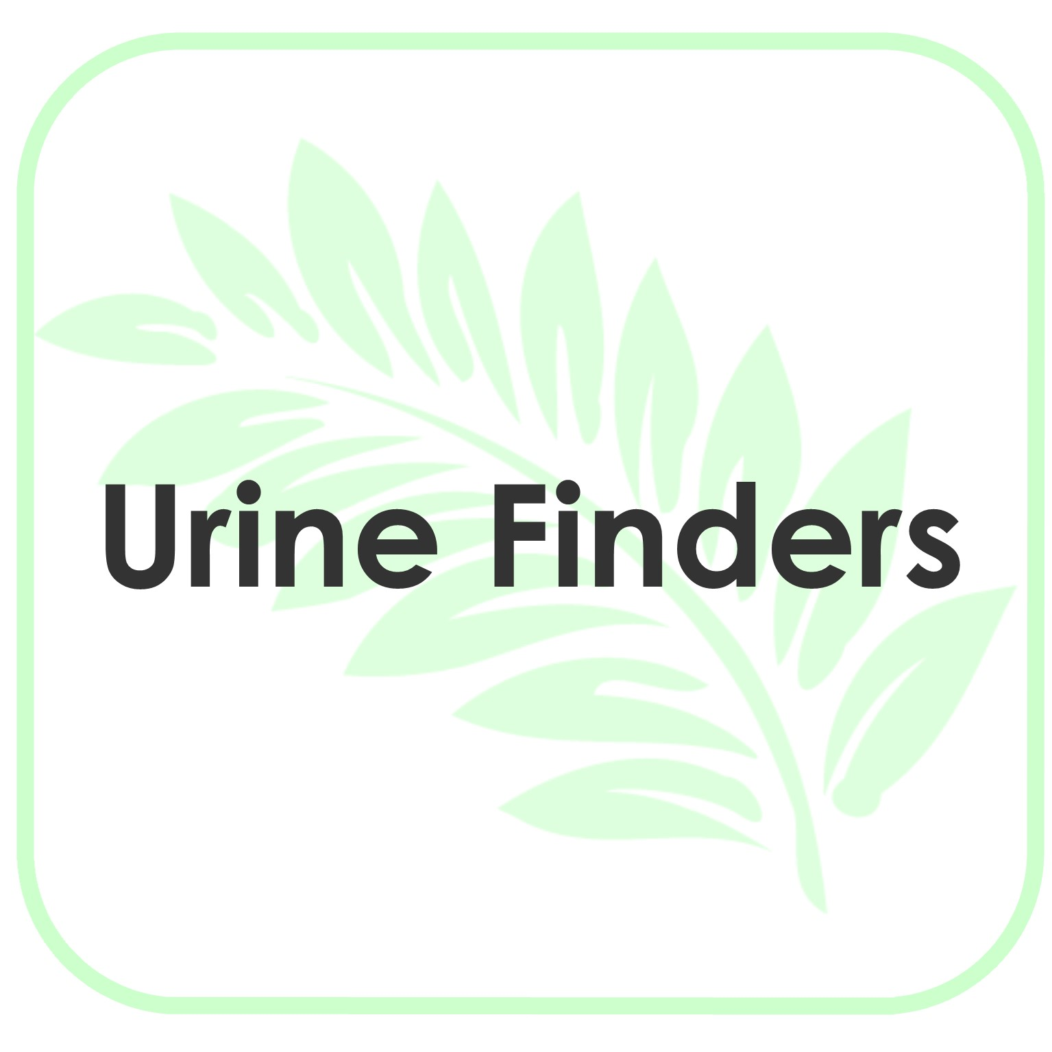 Urine Finders Product Instructions