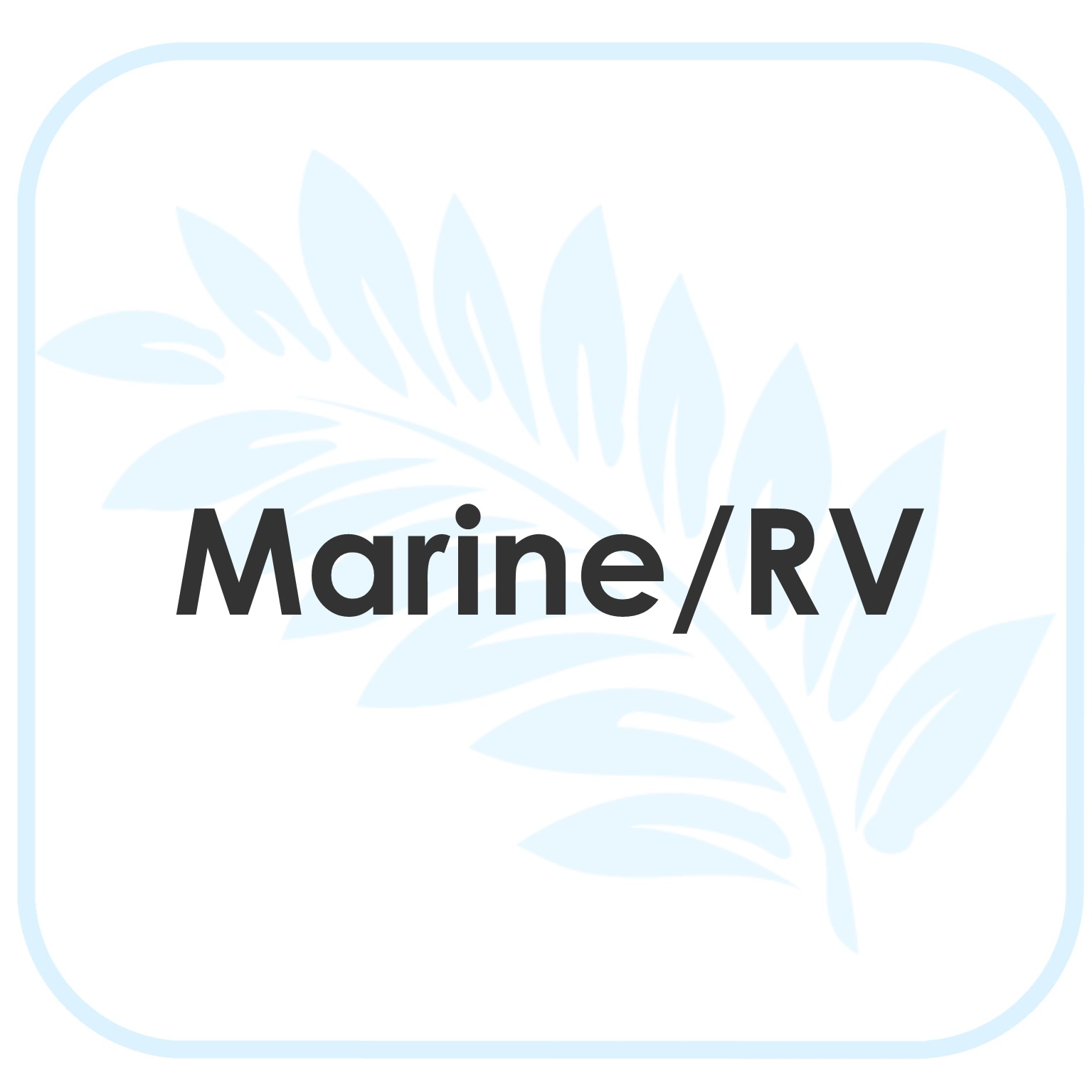 Marine/RV Product Instructions